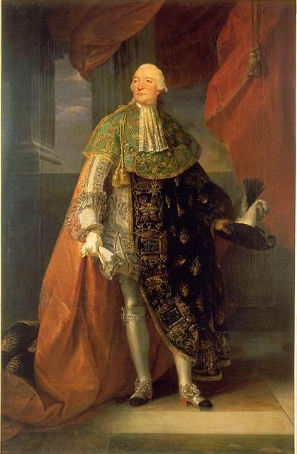 Retrato de Luis Felipe II de Orleans