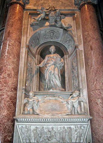 La tumba de Matilde