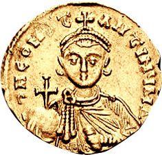 Moneda de Constantino V