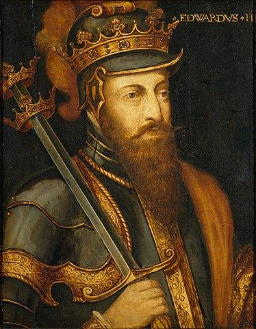 Pintura de Eduardo III