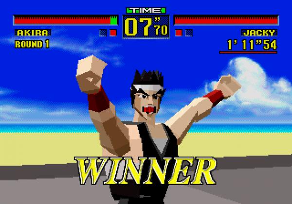 La saga pionera en la lucha 3D fue ampliamente superada en ventas por la saga Tekken, de lanzamiento posterior.Y es que VF es tremendamente complicado a pesar de usar solo 3 botones.
