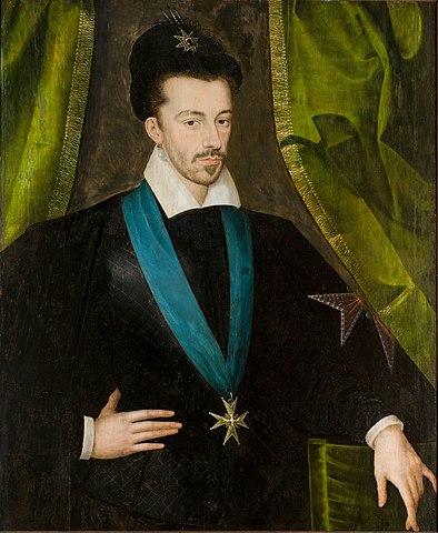 Enrique como Rey de Polonia-Lituania