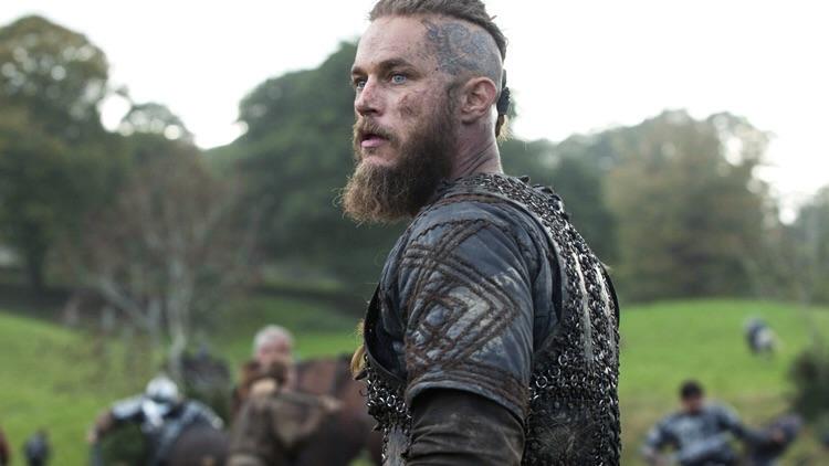 Ragnar interpretado por Travis Fimmel