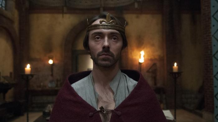 Alfreo el Grande en la serie The Last Kingdom