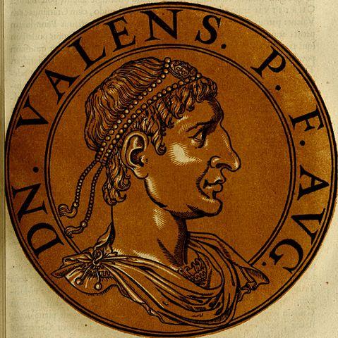 El emperador Valente