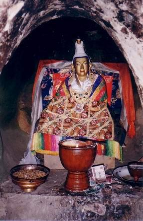 Estatua de Songtsen Gampo