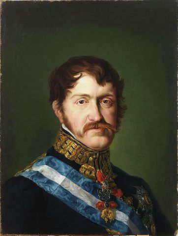El infante Carlos María Isidro
