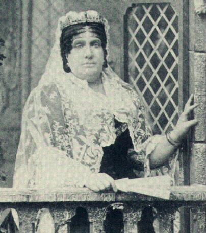 Isabel en sus años en el exilio