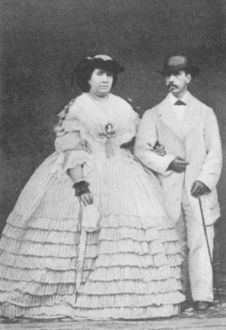 Isabel y Francisco de Asís