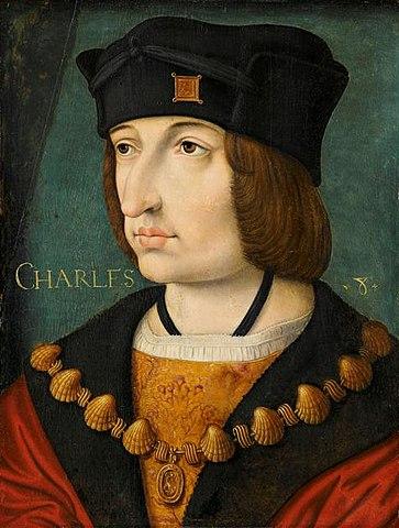 Carlos VIII