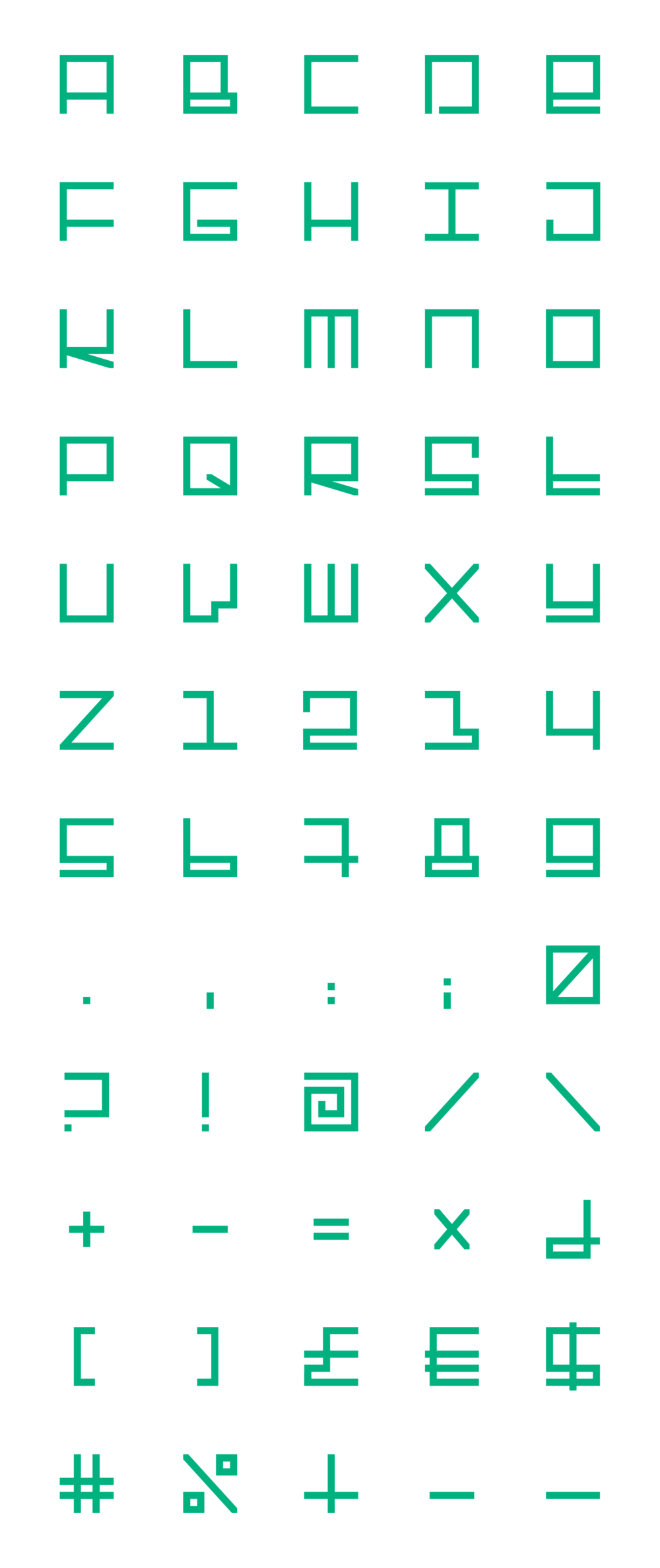 vlevle-gamatik-typography-Regular