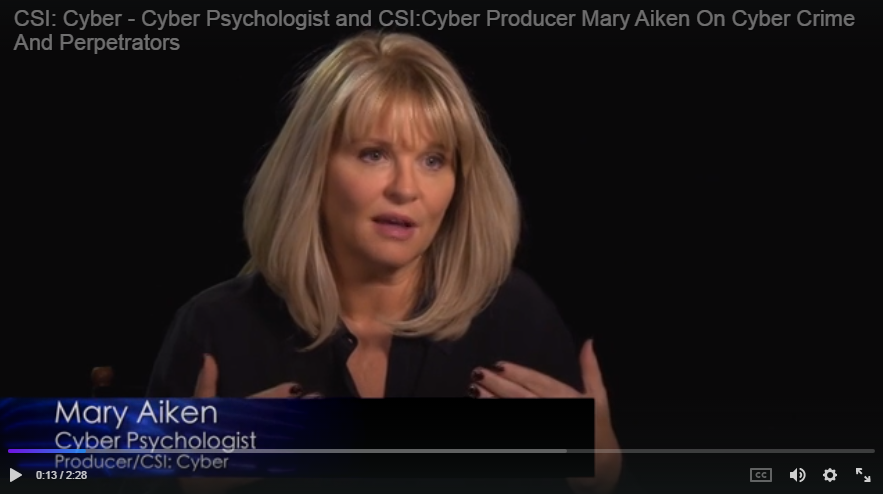 CBS CSI:Cyber: Meet the woman who inspired the role, real-life cyber detective Dr Mary Aiken