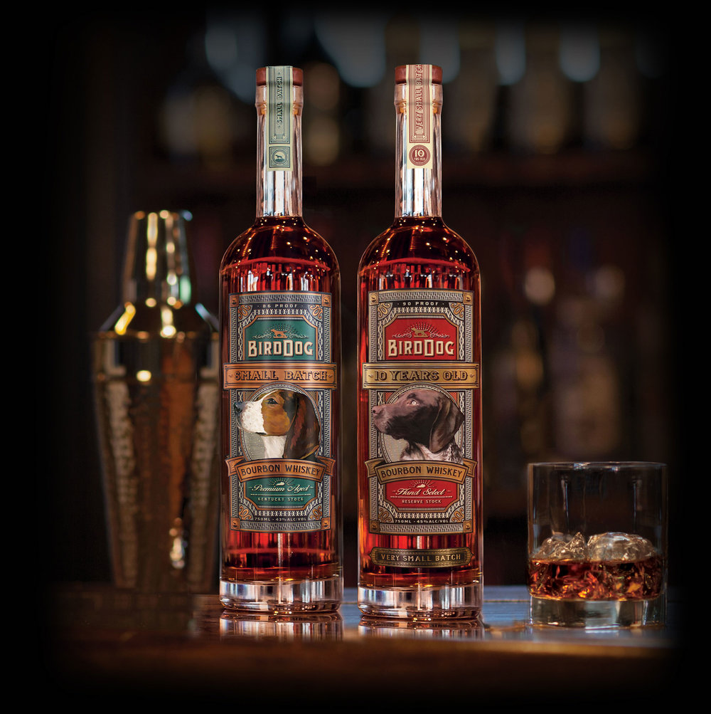 Bird Dog Kentucky Bourbons