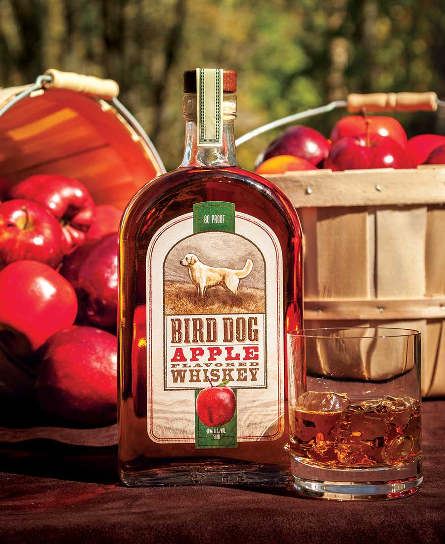 Bird Dog Apple-750ml