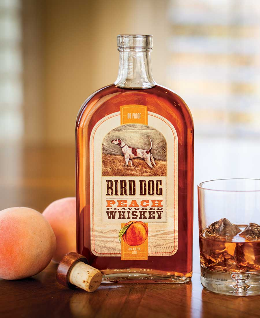 Bird Dog Peach-750ml
