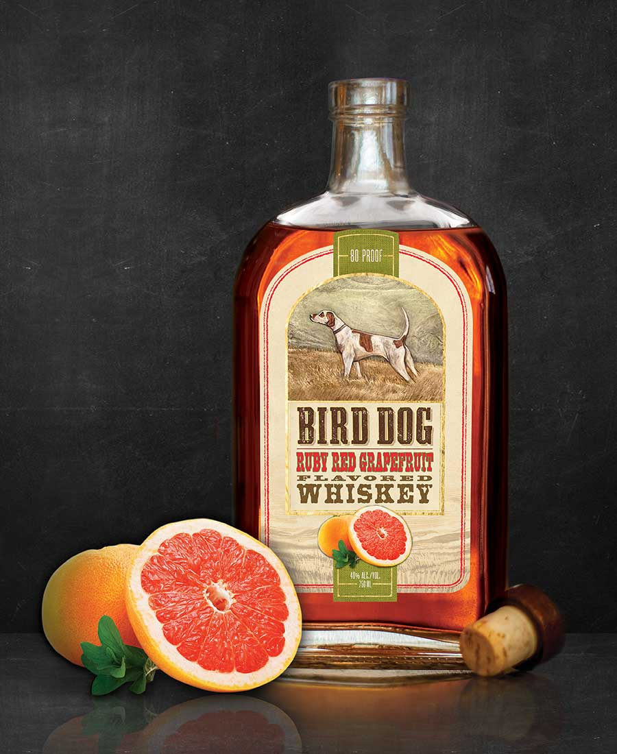 Bird Dog Ruby Red Grapefruit-750ml