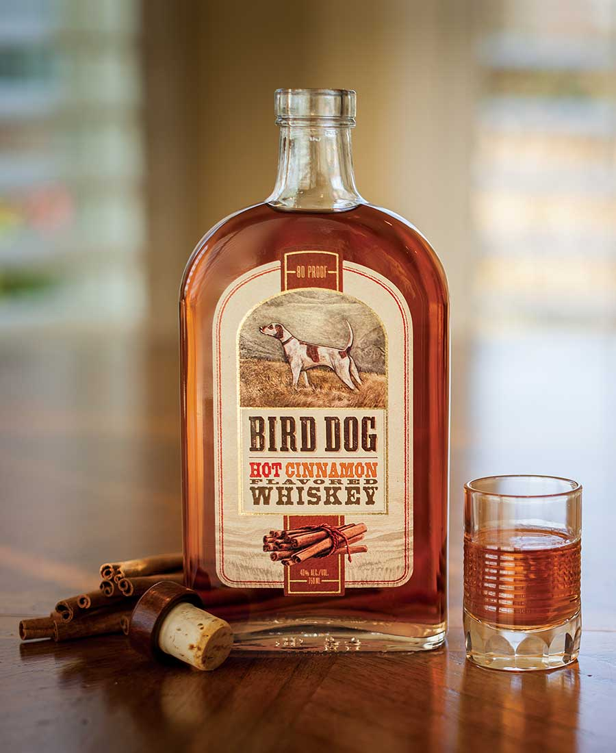 Bird Dog Hot Cinnamon-750ml