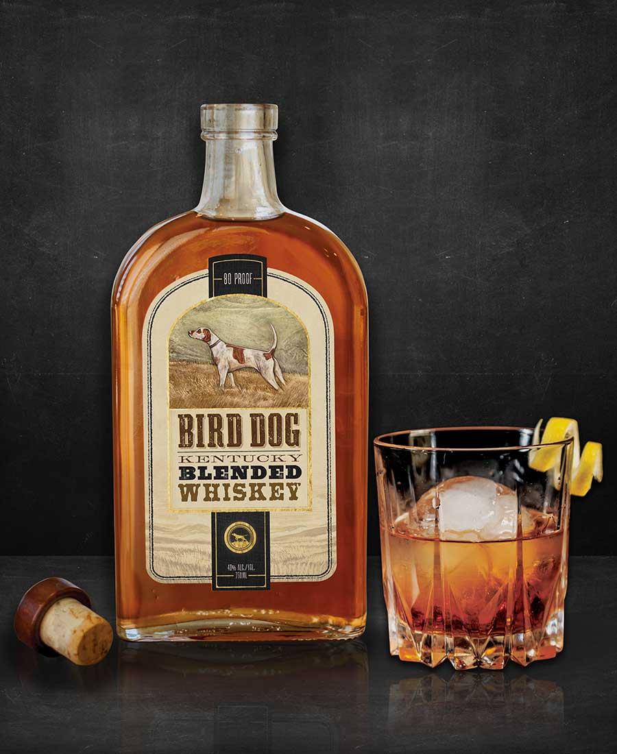 Bird Dog Blended Whiskey-750ml