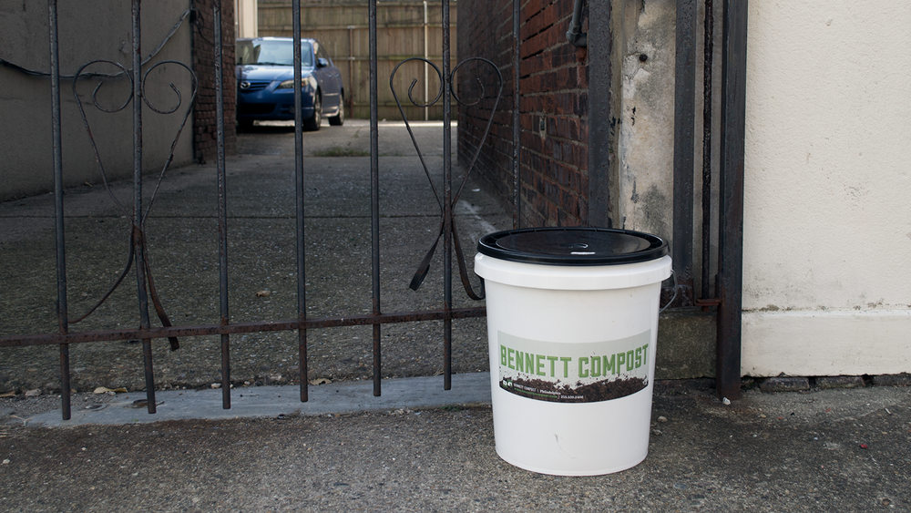 OUR GOAL:   TO MAKE COMPOSTING EASY & ACCESSIBLE   TRY FOR FREE