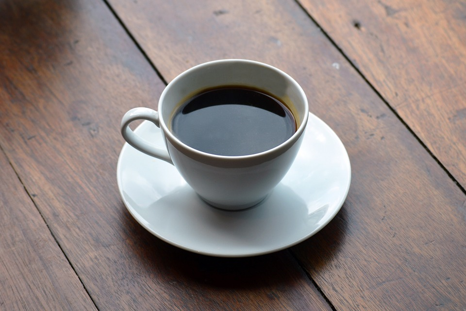 There is coffee fellowship time in the narthex after all Sunday services.
