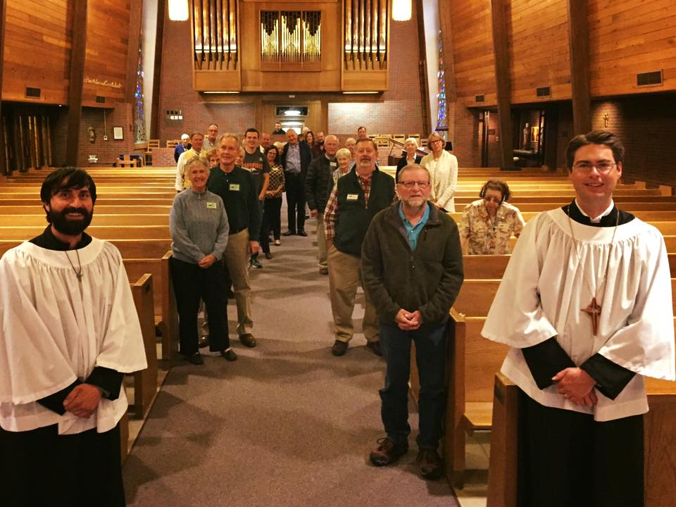 Photo: Fr. Greg Foraker, Social Media Sunday 9/24/17