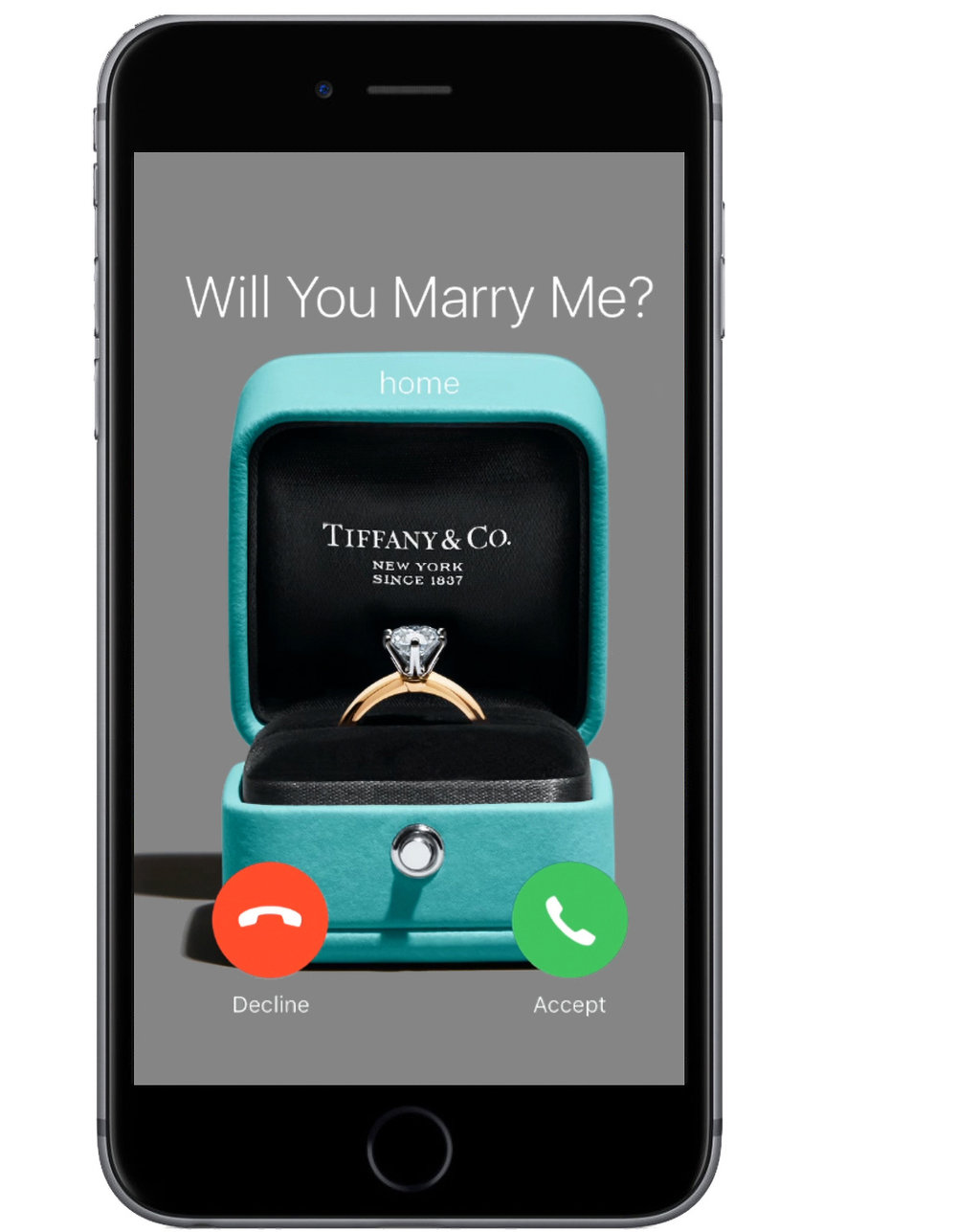 Love, Tiffany - Tiffany loves love, in all its forms. The brand honors the enduring bond between a couple with iconic engagement rings and commitment bands.We build the dream and desire with always-on social campaigns that range from poignant to whimsical. Here's a few on the lighthearted side.