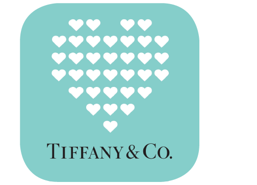 Love is everywhere - Tiffany knows matters of the heart. In this award-winning app, a user could experience all things romantic and share one's own love story.