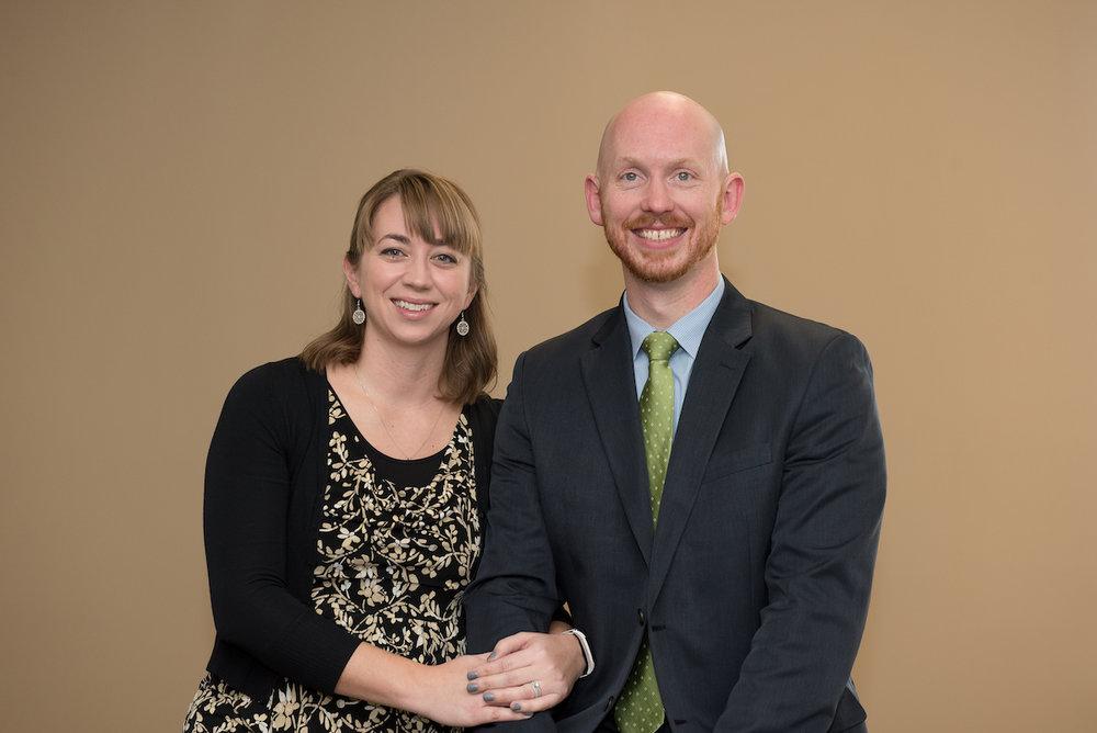Pastor Paul & Amanda Norton - Lead Pastor