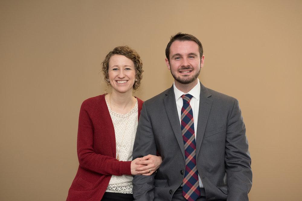 Pastor Jordan & Laurie Kosinski - Assistant Pastor