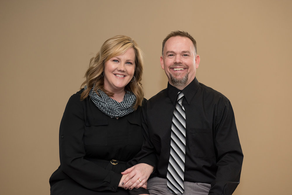 Jason & Missy Black - Church Appointed Leadership