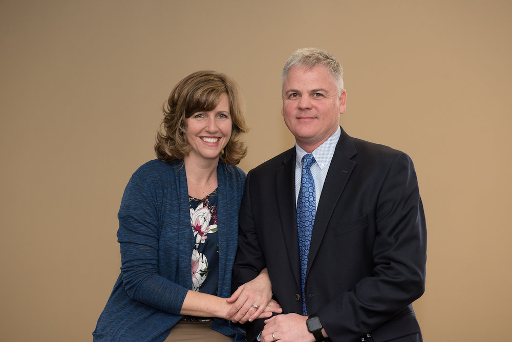 Richard & Leah Passmore - Church Appointed Leadership