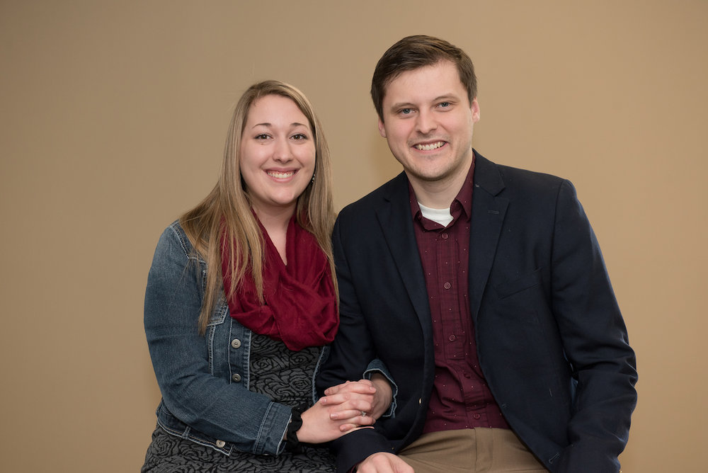 Caleb & Nicole Hornback - Church Appointed Leadership