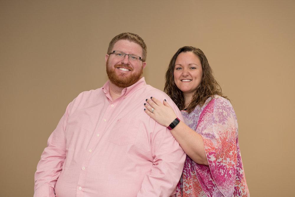 Mark & Miranda Kidd - Church Appointed Leadership