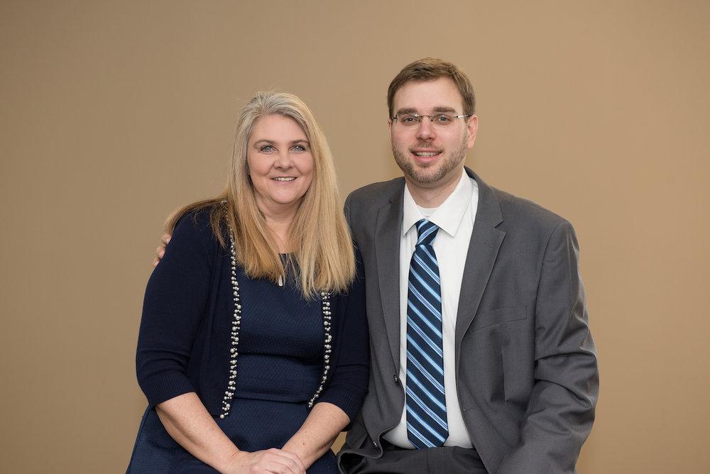 Tom & Tami Massie - Financial Secretary