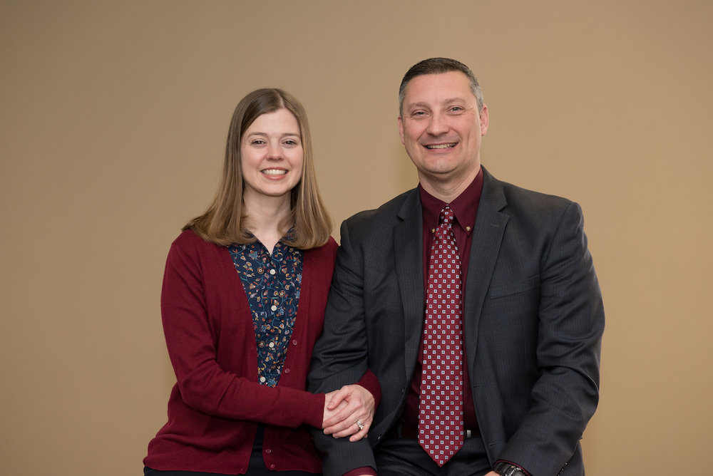 Chris & Darcy Melcher - Church Appointed Leadership