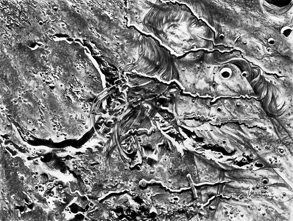 There Are No Words: Aristarchus Region, Moon