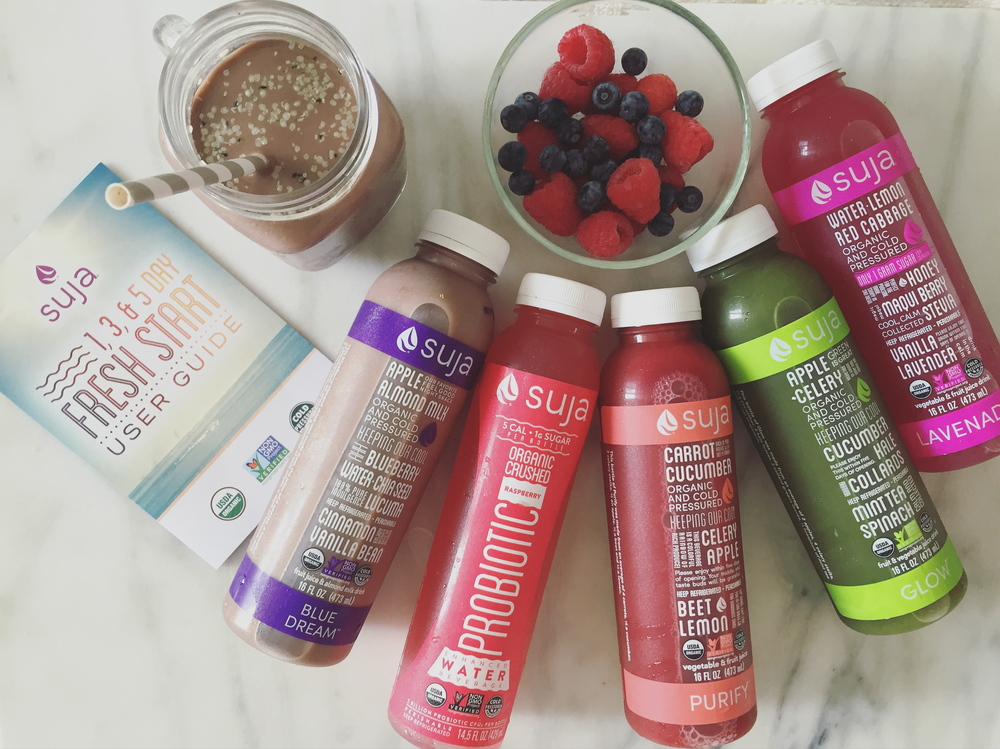 Suja Juice Cleanse