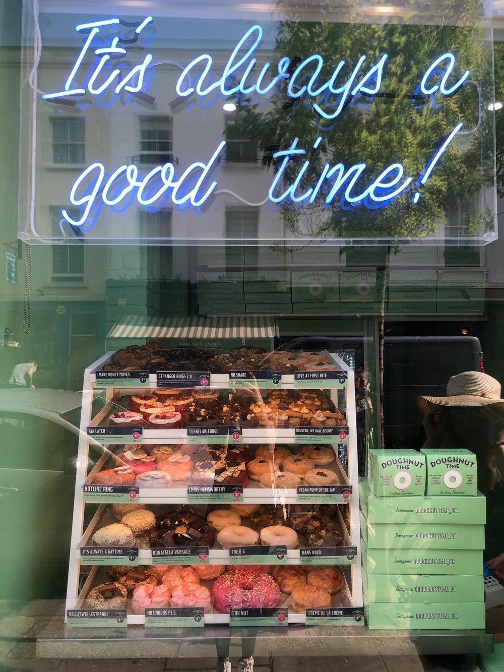 doughnut time.JPG