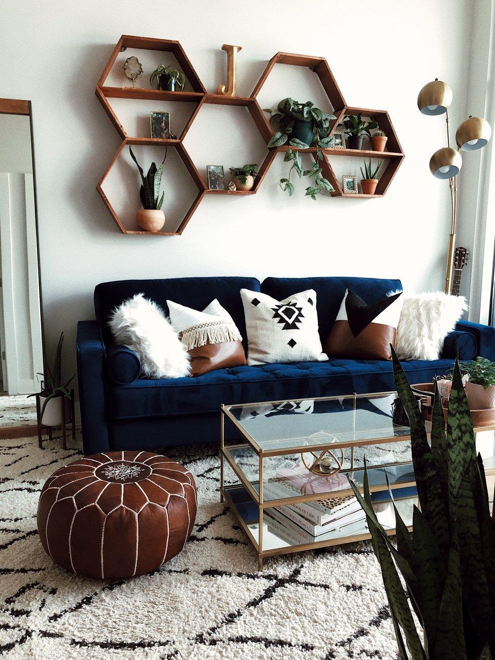 boho chic mid century living room.JPG