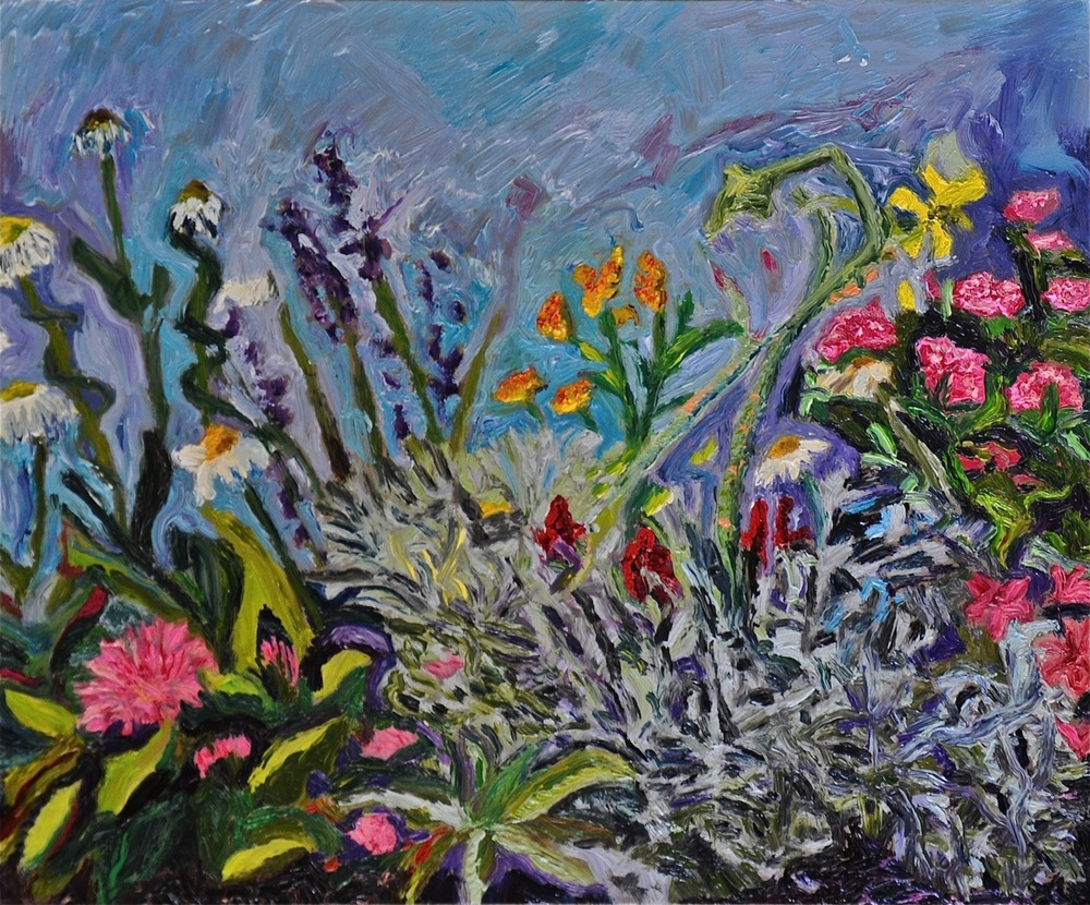 Audubon Flowers II
