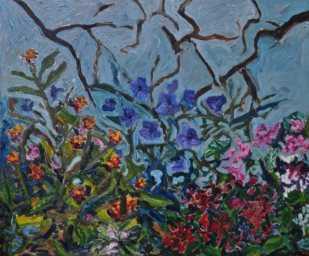 Audubon Flowers III