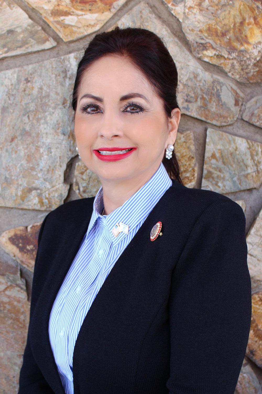 Eve Nunez is running for U.S. Congress.