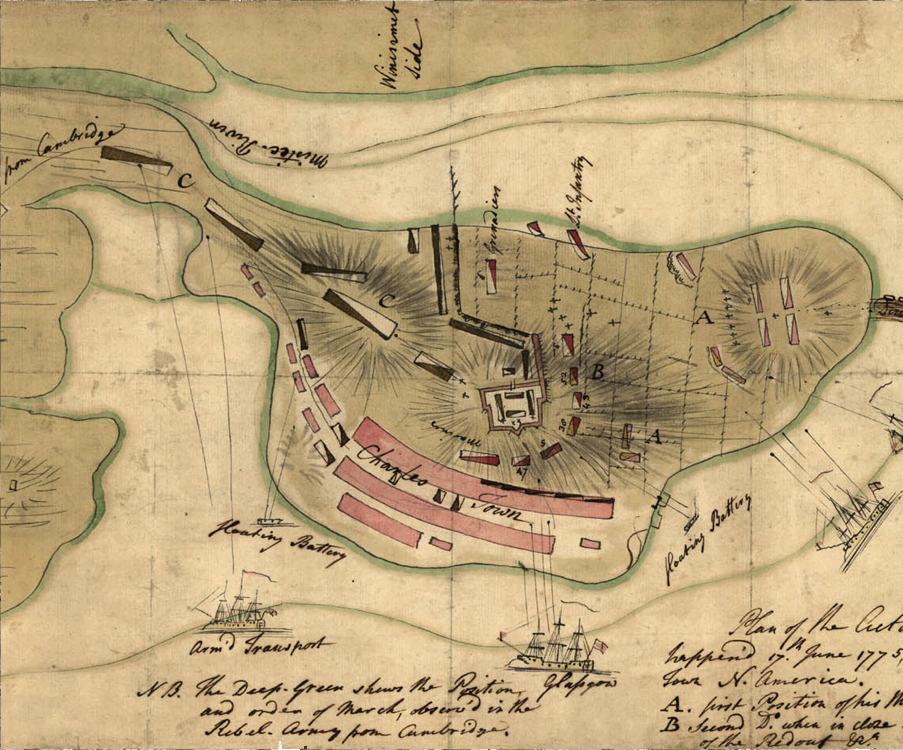 Tell the Charlestown story