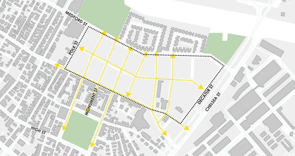 New Street Grid