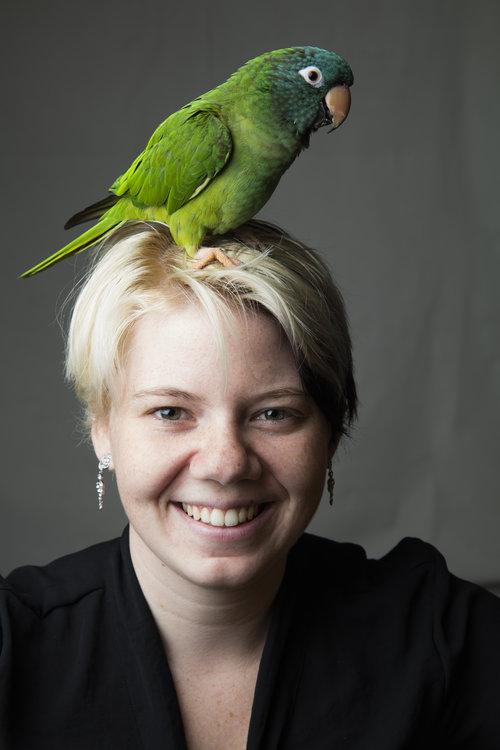 Zoe Burchard, Illustrator
