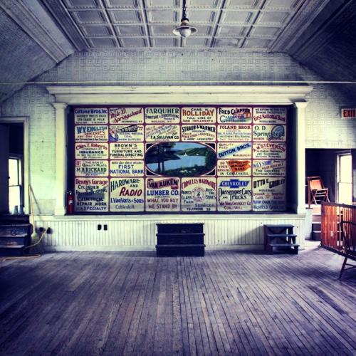 The Hall, courtesy of panthercreekarts.com