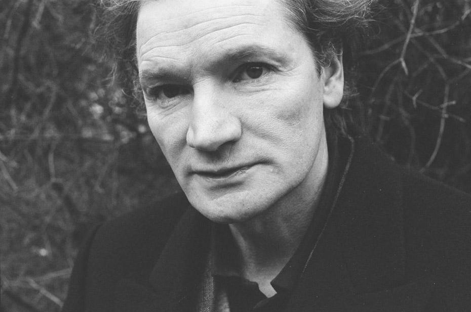 Author John Healy