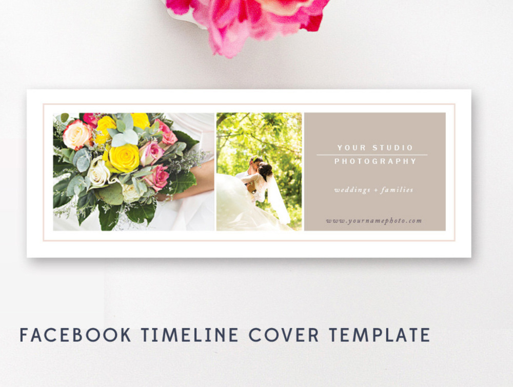 facebook cover template for photographers by stephanie design. Black Bedroom Furniture Sets. Home Design Ideas