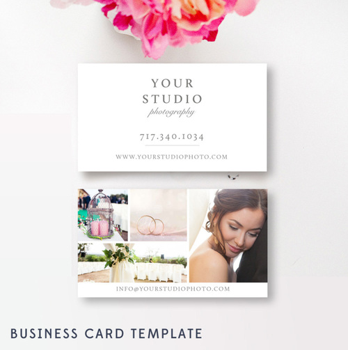 Business card template for photographers photo marketing templates business card template for photographers photo marketing templates wajeb Image collections
