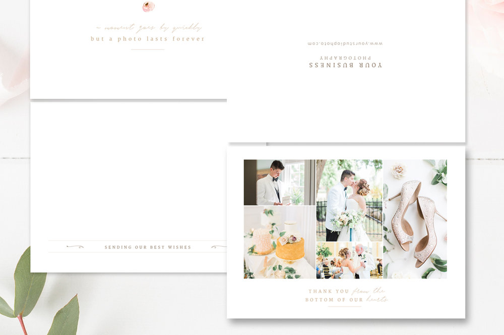 Complete Photography Marketing Set Business Cards Pricing Guides